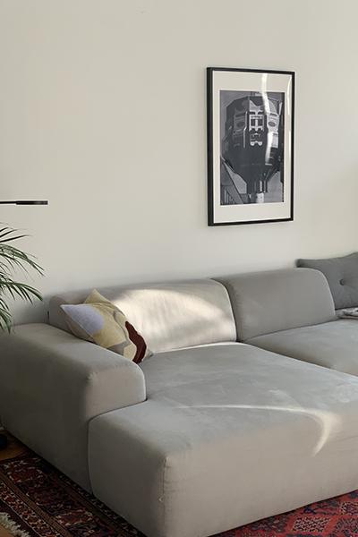 gemütliches PYLLOW Sofa von MYCS Detail