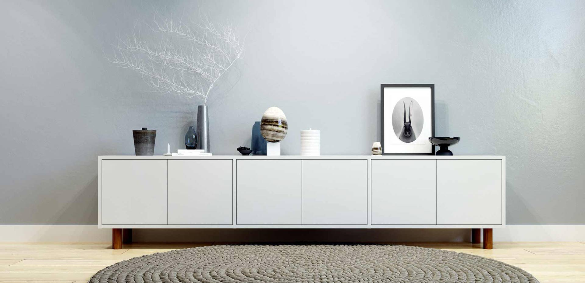 lowboard nussbaum wei gallery of home affaire lowboard indra in breiten kaufen with lowboard. Black Bedroom Furniture Sets. Home Design Ideas