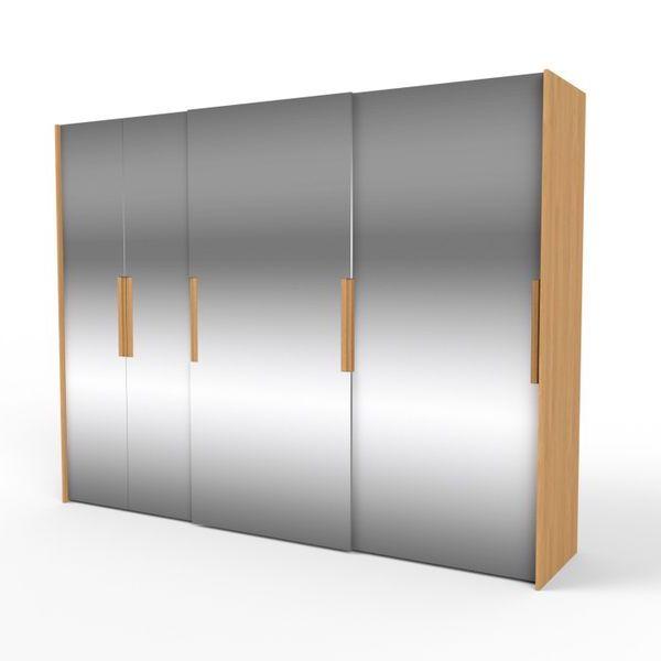 Kleiderschränke mit Spiegeltüren