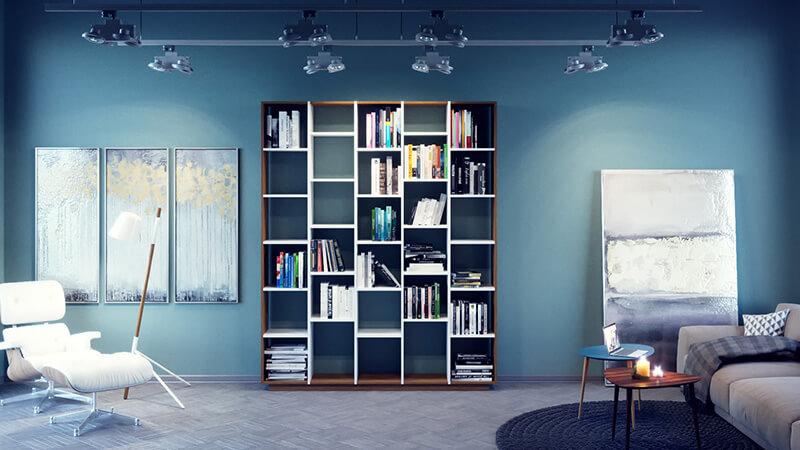 Bücherregale entdecken