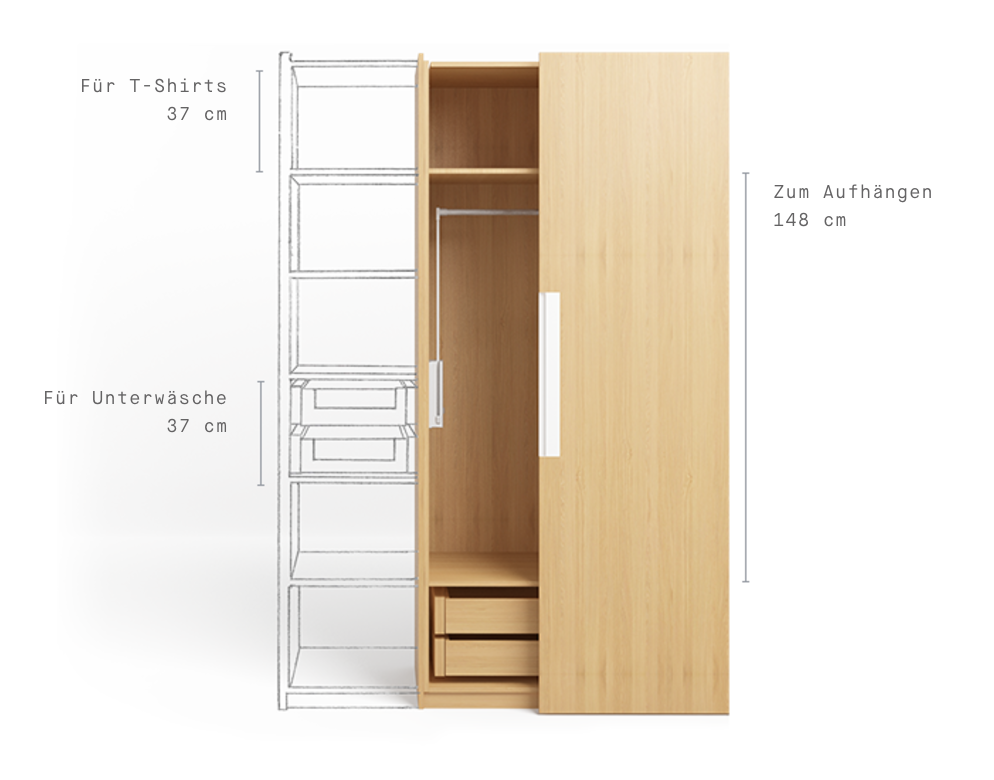 www dein schrank de excellent hifiboard mit modernem hngeregal wohnzimmer hngeregal with www. Black Bedroom Furniture Sets. Home Design Ideas